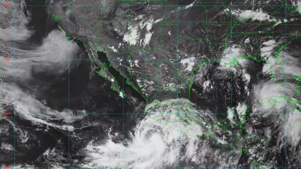 En alerta preventiva seis municipios en Colima por Nora - Nora tormenta México Colima