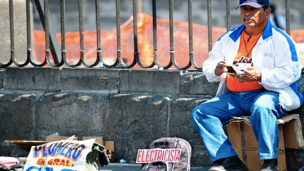 Disminuye pobreza laboral en México entre primer y segundo trimestre - Disminuye pobreza laboral en México entre primer y segundo trimestre. Foto de EFE