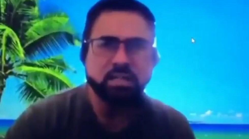 #Video Profesor califica de 'marranadas' el matrimonio igualitario; Universidad reprueba misoginia - Profesor de la Universidad Veracruzana