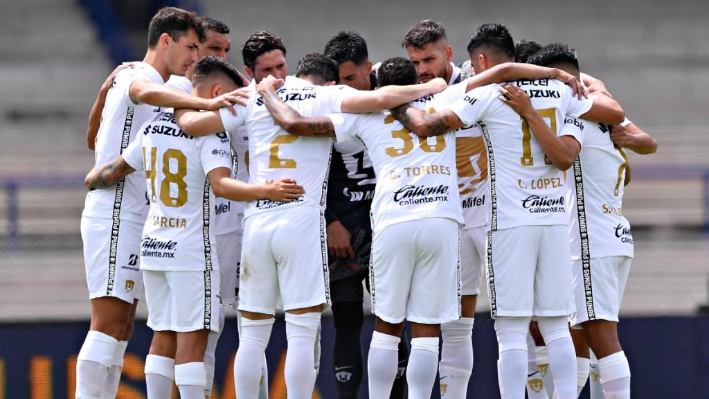 Pumas logra su primer triunfo en el Apertura 2021 - Pumas partido puebla