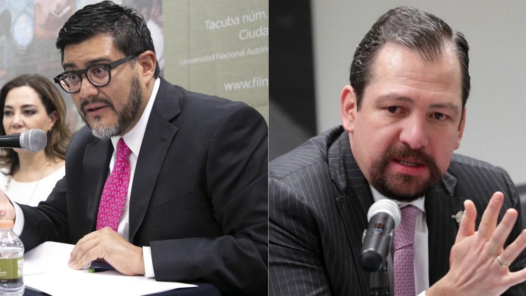Tribunal Electoral atraviesa crisis sin precedentes con dos presidentes - Reyes Rodríguez Mondragón y José Luis Vargas Valdez TEPJF Tribunal Electoral