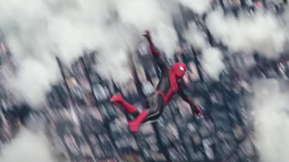 #Video Presentan el avance de 'Spider-Man: No Way Home' - #Video Presentan el avance de 'Spider-Man No Way Home'. Foto tomada de video