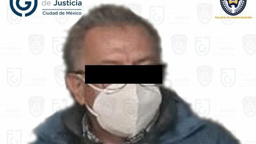 Vinculan a proceso a Saúl Huerta en segunda acusación en su contra - Saúl Huerta detenido
