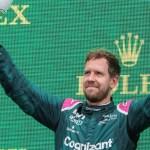 Descalifican a Sebastian Vettel del Gran Premio de Hungría