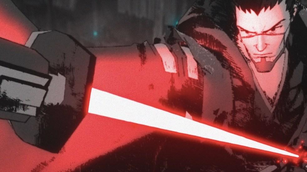 Star Wars llega al anime con el tráiler de 'Star Wars: Visions' - Star Wars llega al ánime con el tráiler de 'Star Wars: Visions'. Foto de EFE