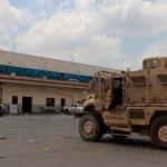 Afganistán amanece sin la presencia de EE.UU. por primera vez en dos décadas - talibanes aeropuerto Kabul Afganistán