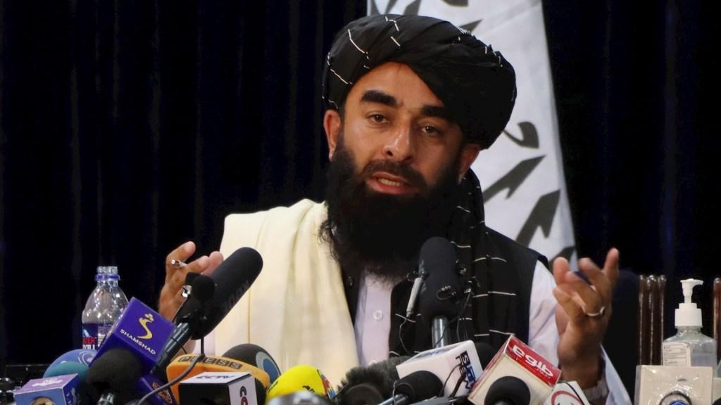 Talibanes Amnistía General Afganistán