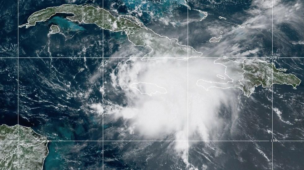 Tormenta tropical Grace podría fortalecerse a huracán en próximos días, advierte Hernández Unzón - Tormenta tropical Grace