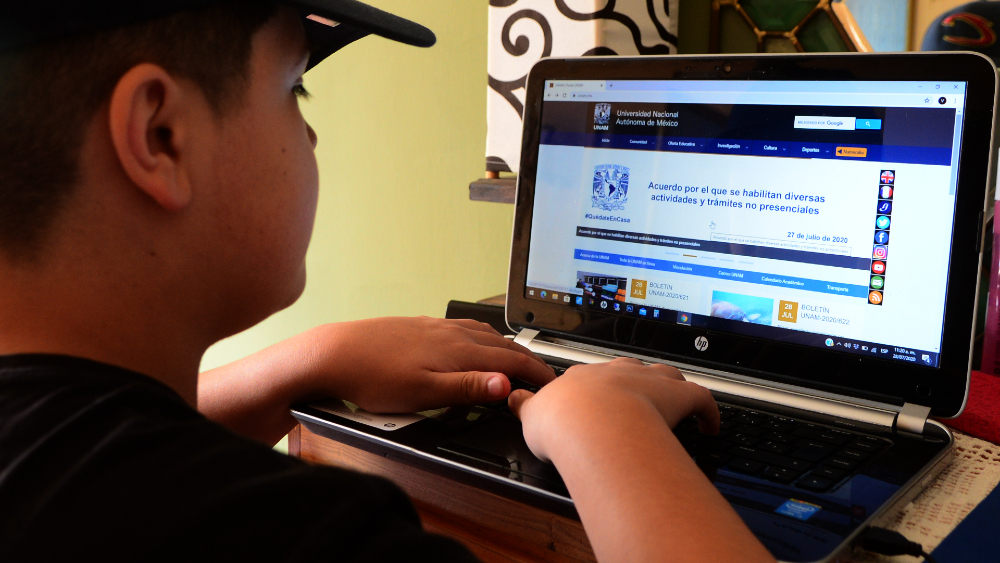 UNAM inicia ciclo escolar a distancia por COVID-19 - UNAM educación a distancia