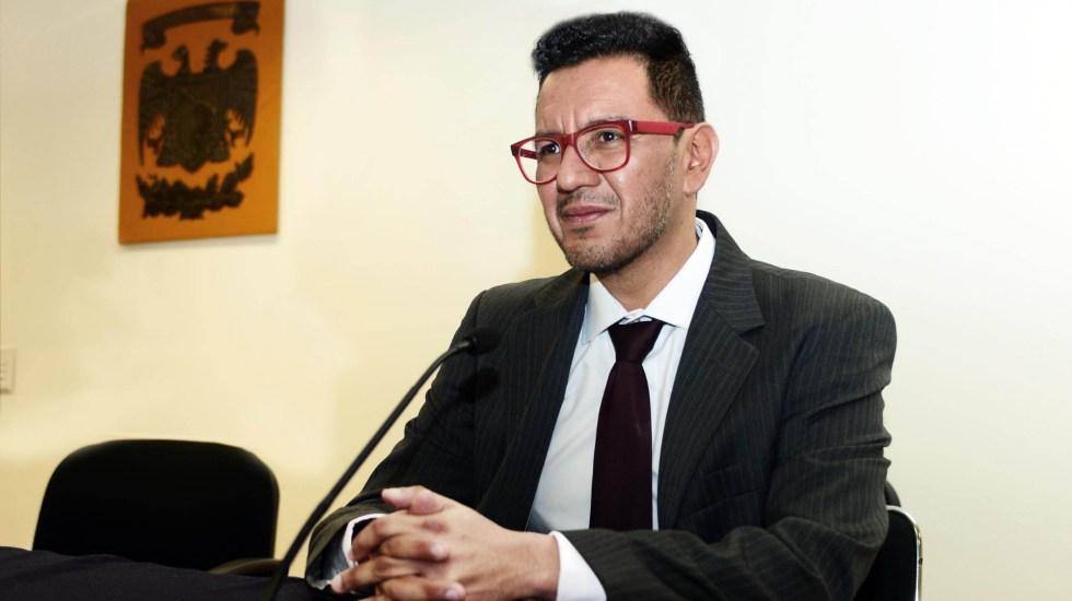 UNAM inicia proceso de remoción del director de Estéticas por declaraciones sobre feminicidio - UNAM Iván Ruiz García director del Instituto de Investigaciones Estéticas