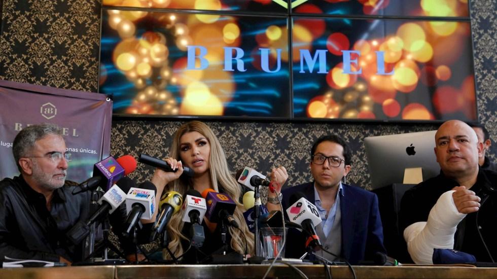 Vicente Fernández Jr. y su pareja alistan demanda contra revista - Vicente Fernández Jr demanda revista esposa 2