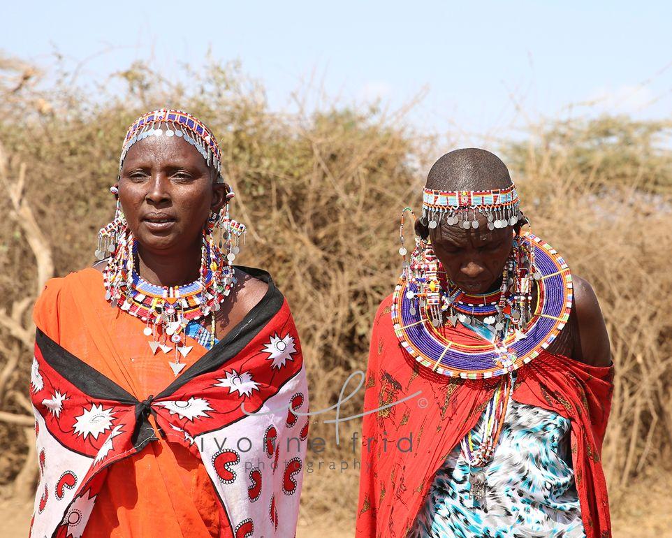 tribu en kenia