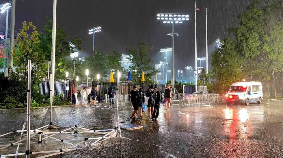 Al menos 22 muertos en Nueva York y Nueva Jersey tras lluvias ocasionadas por remanentes de Ida - Afectaciones por Ida en Queens