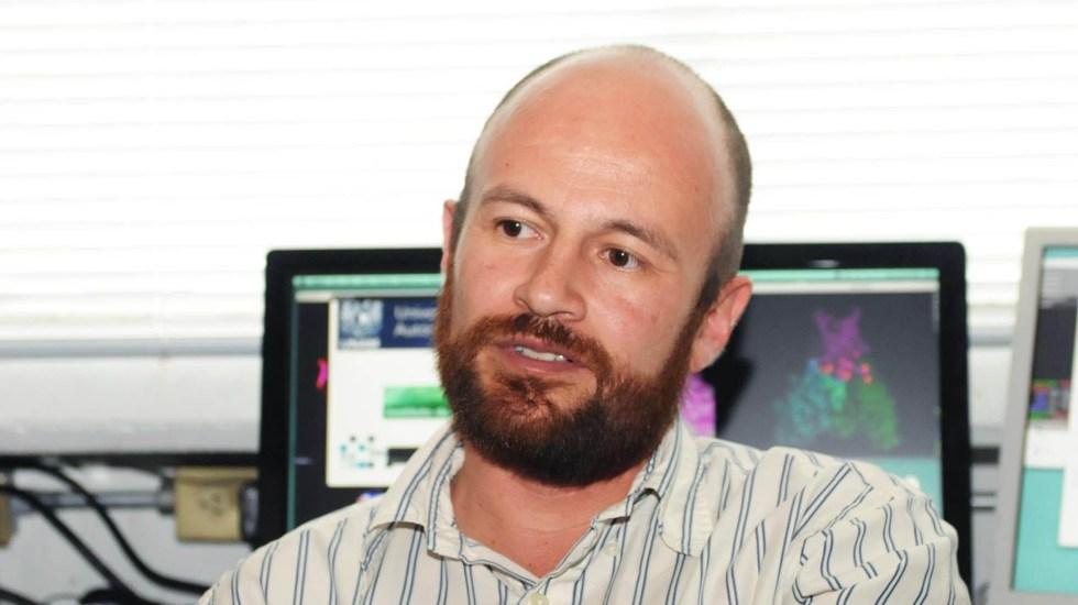 Fiscalía capitalina investiga muerte de profesor de la UNAM en laboratorio - Alfredo Torres Larios