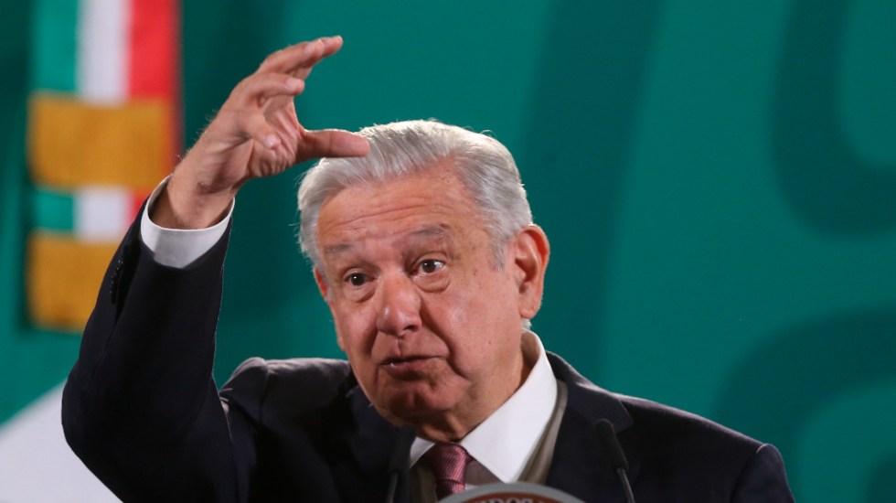 """López Obrador: """"No somos peleles"""" de EE.UU. en materia migratoria - AMLO López Obrador"""