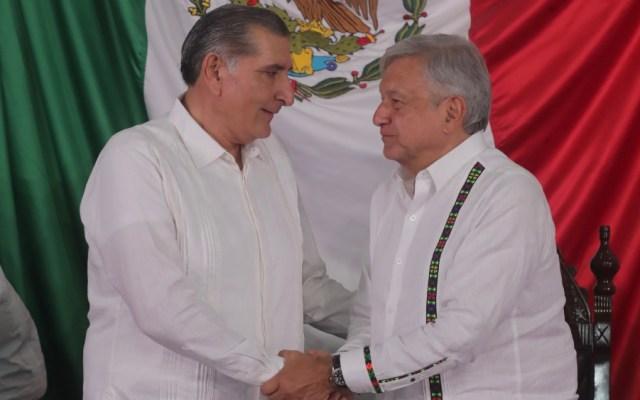 AMLO busca en Adán Augusto López alguien que le ayude en cuestiones políticas - AMLO López Obrador Adán Augusto López Segob