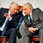 López Obrador desestima confrontación con EE.UU. por visita de Díaz-Canel a México