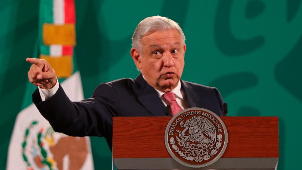 """López Obrador prevé un acuerdo """"pronto"""" con EE.UU. sobre automóviles - AMLO López Obrador"""
