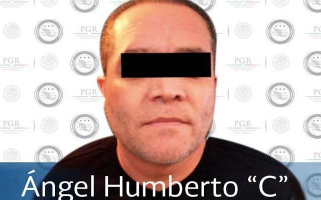México extradita a EE.UU. a Ángel Humberto Chávez Gastélum - México extradita a EE.UU. a Ángel Humberto Chávez Gastélum. Foto de PGR/Archivo