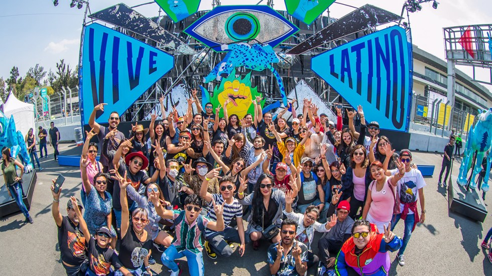 Vive Latino regresará en 2022; estas son las fechas - Edición 2020 del Vive Latino. Foto de @festivalvivelatino