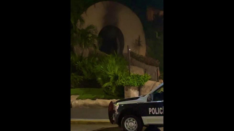 #Video Se incendia la legendaria discoteca Baby'O de Acapulco - Baby O Acapulco