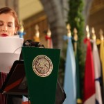Revela AMLO discurso de Gutiérrez Müller en cena previa a la Celac