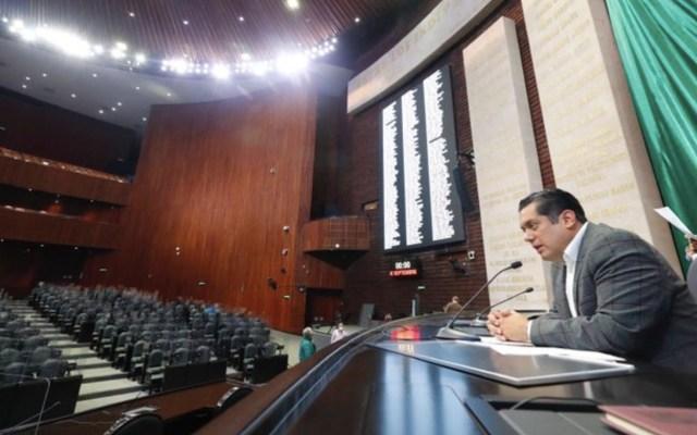 Cámara de Diputados votará este martes Ley de Revocación de Mandato - Cámara de Diputados votará este martes Ley de Revocación de Mandato. Foto de @Mx_Diputados