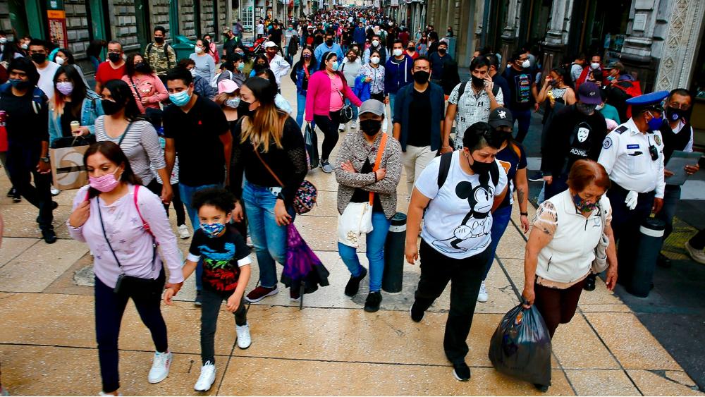 Banxico anticipa que la recuperación continúe pero con incertidumbre - CDMX Ciudad de México covid coronavirus recuperación Mu felices
