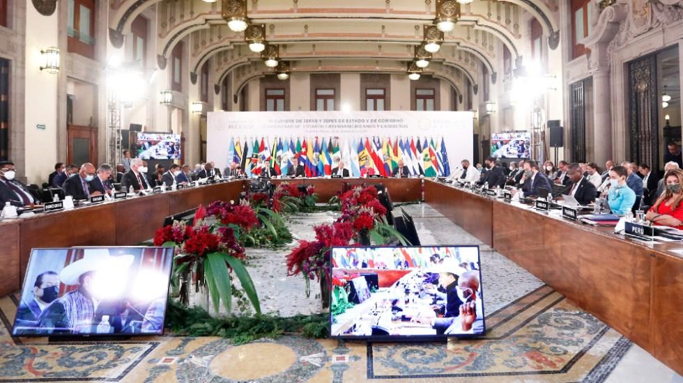 Países de la Celac adoptarán Plan de Autosuficiencia Sanitaria - Celac VI Cumbre CDMX