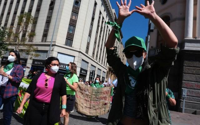 Las latinoamericanas claman por el fin de la criminalización del aborto - Chile avanza hacia la despenalización del aborto. Foto de EFE