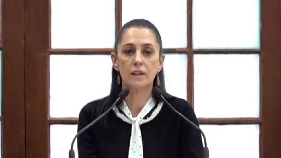 Beca Conacyt a su hija fue por 'méritos propios': Sheinbaum - Claudia Sheinbaum