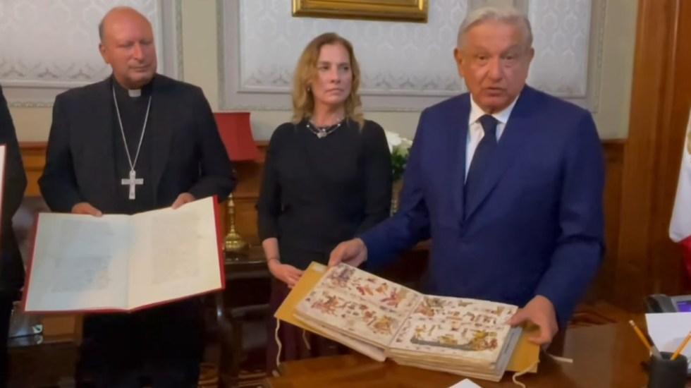 Los Códices que consiguió la 4T, por Eduardo Arvizu - códices de El Vaticano
