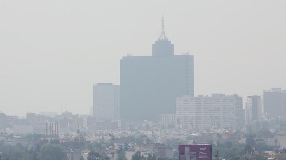 La mitad de latinoamericanos viven en lugares de alta contaminación - La mitad de latinoamericanos viven en lugares de alta contaminación. Foto de EFE