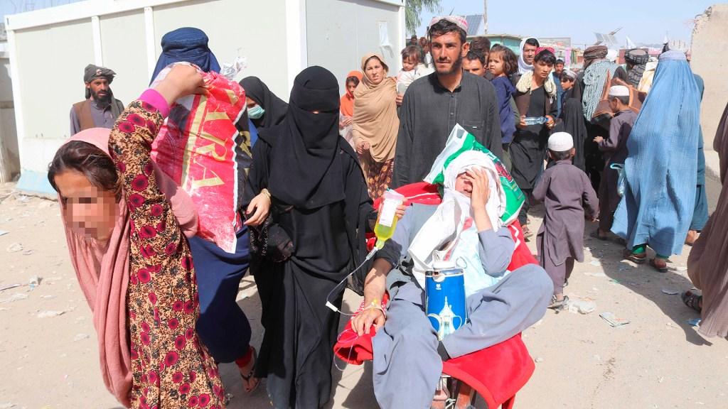 ONU pide 200 mdd más para reforzar la ayuda humanitaria en Afganistán - Crisis en Afganistán