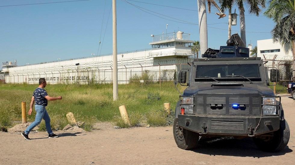 Tiroteo entre presos en penal de Culiacán deja tres muertos - Culiacán Sinaloa penal cárcel riña