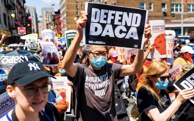 EE.UU. apela fallo que considera ilegal el programa DACA - EE.UU. pela fallo que considera ilegal el programa DACA. Foto de EFE