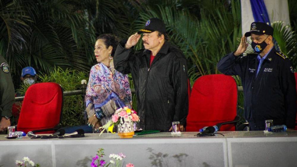 Ortega minimiza rebrote de COVID-19 en Nicaragua y llama a población salir a la calle - Daniel Ortega Nicaragua