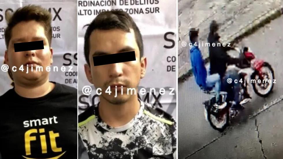 Detienen a sospechosos por asesinato en Coyoacán de neurólogo - Detenidos asesinato neurólogo Coyoacán disparos