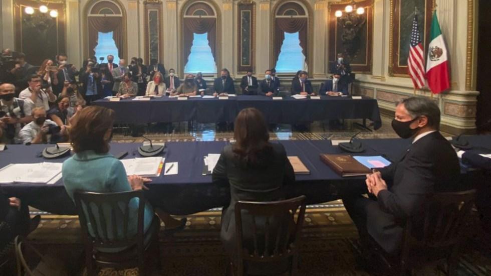 AMLO dijo que Diálogo Económico de Alto Nivel con EE.UU. fue un éxito - Diálogo Económico de Alto Nivel México EEUU septiembre 2021