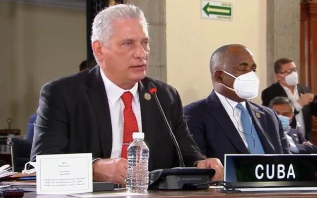 Cuba seguirá defendiendo el estado socialista: Díaz-Canel en la Celac - Cuba seguirá defendiendo el estado socialista: Díaz-Canel en la Celac. Foto de Twitter SRE