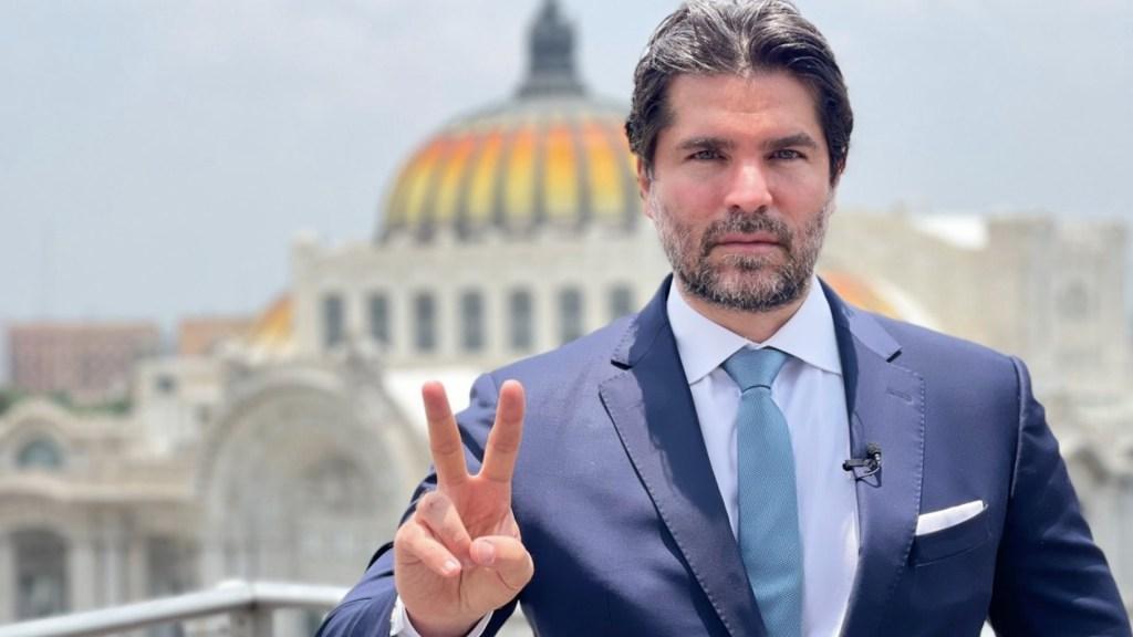 """""""México tiembla, por sus hijas e hijos que no nacerán"""": Eduardo Verástegui -"""