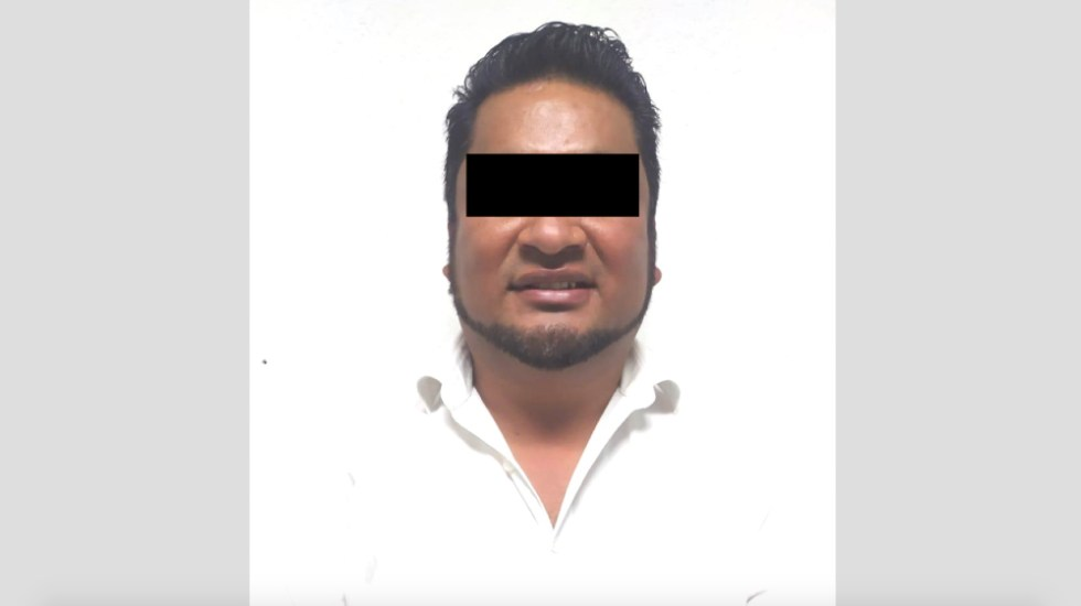 "Capturan a Enoc ""N"", exalcalde de Pantelhó y presunto líder criminal - Enoc N Pantelho Chiapas"