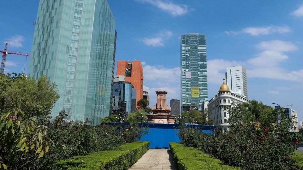 Lanzan petición para que regrese la estatua de Cristóbal Colón a Paseo de la Reforma - Estatua Cristóbal Colón México