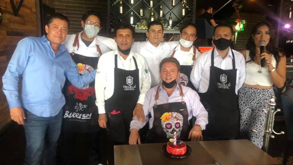 Identifican a víctimas de explosión en restaurante de Salamanca - Festejo por cumpleaños a Mario Alberto en Barra 1604 de Salamanca