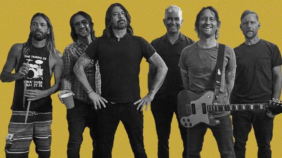 Ocesa reprograma concierto de los Foo Fighters por F1 - Foo Fighters concierto