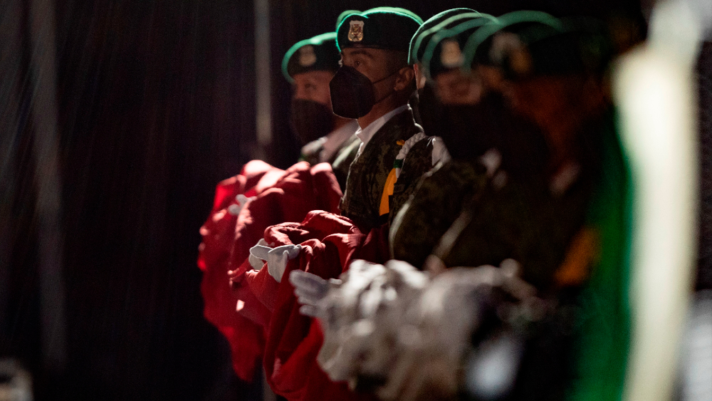 Alentador que la gente tenga confianza a Fuerzas Armadas: AMLO - Fuerzas Armadas México