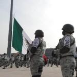 Guardia Nacional desfile Independencia México
