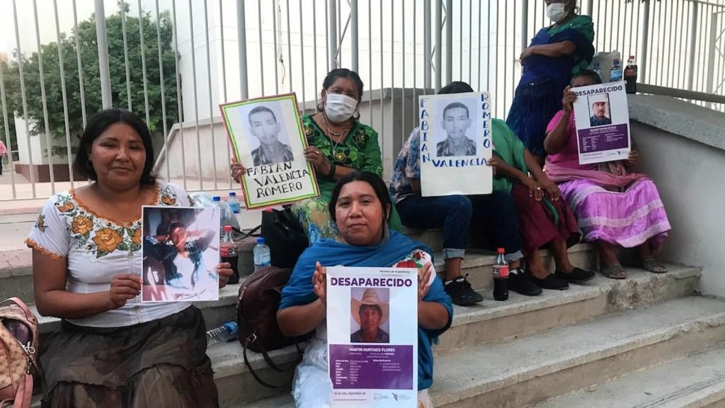 Identifican en fosas objetos de yaquis desaparecidos en Sonora - Identifican en fosas objetos de indígenas desaparecidos en Sonora. Foto de EFE