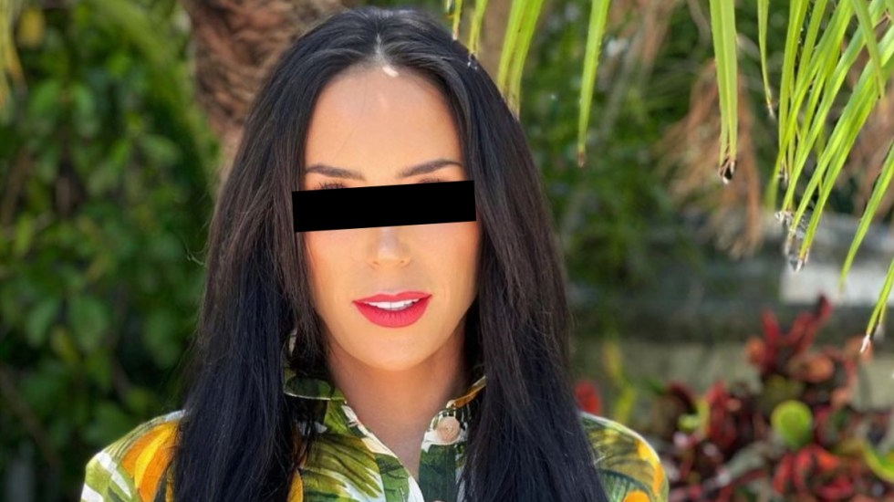 Inés Gómez Mont responde a orden de aprehensión en su contra - Inés Gómez Mont