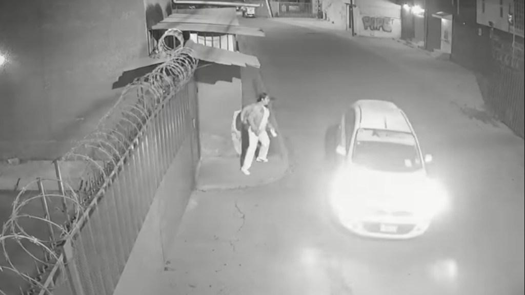 #Video Enfermera logra escapar en Tultepec de intento de secuestro - Intento de secuestro de enfermera en Tultepec, Edomex
